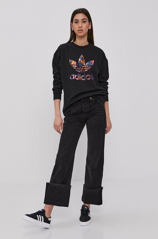 adidas Originals - Bluza negru