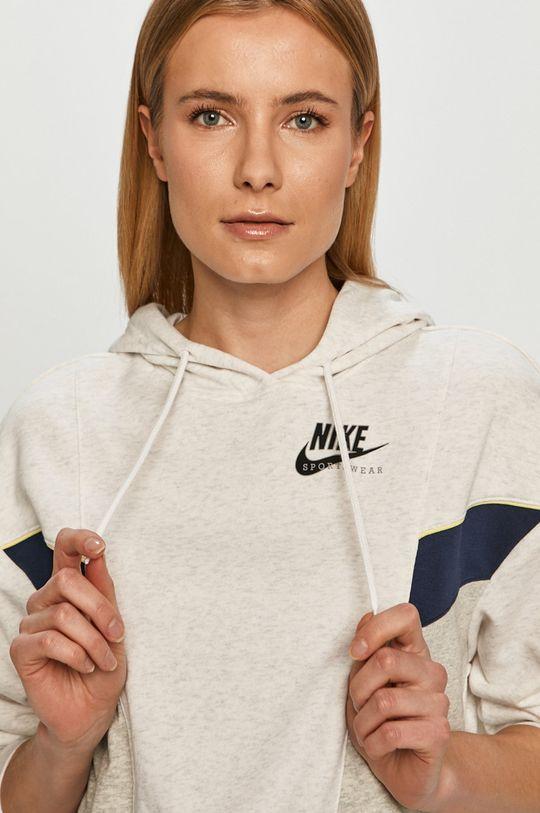 šedá Nike Sportswear - Mikina
