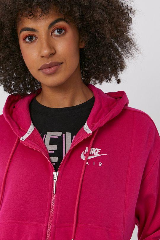 fuksia Nike Sportswear - Mikina