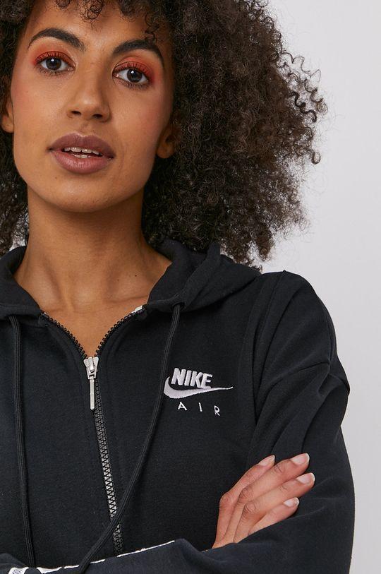 Nike Sportswear - Mikina  Hlavní materiál: 80% Bavlna, 20% Polyester Ozdobné prvky: 48% Nylon, 52% Polyester Podšívka kapsy: 100% Bavlna Podšívka kapuce: 100% Bavlna