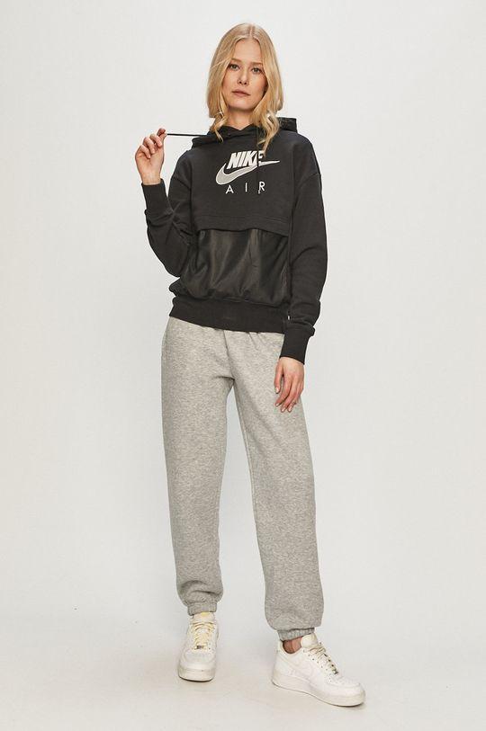 Nike Sportswear - Mikina čierna