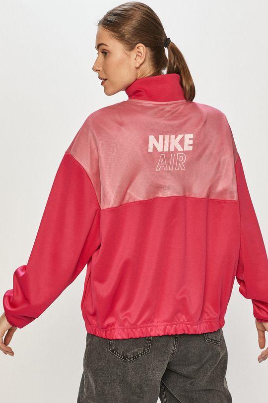 fuksia Nike Sportswear - Mikina Dámsky