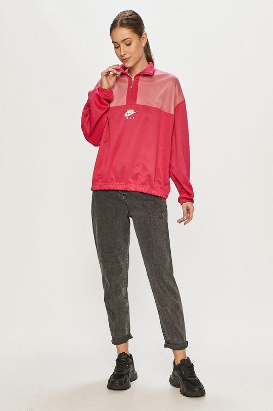 Nike Sportswear - Mikina fuksia