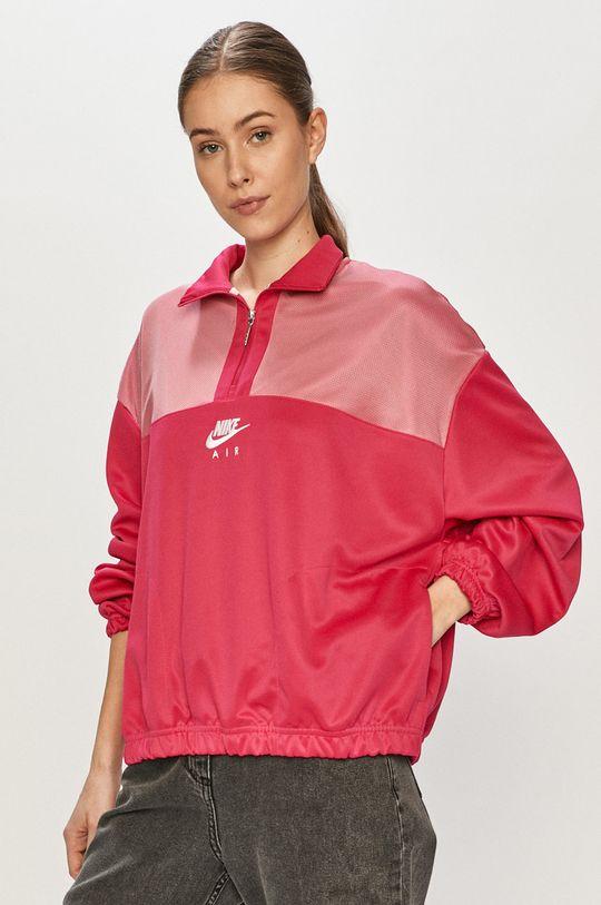 Nike Sportswear - Mikina  Základná látka: 100% Polyester Iné látky: 48% Nylón, 52% Polyester