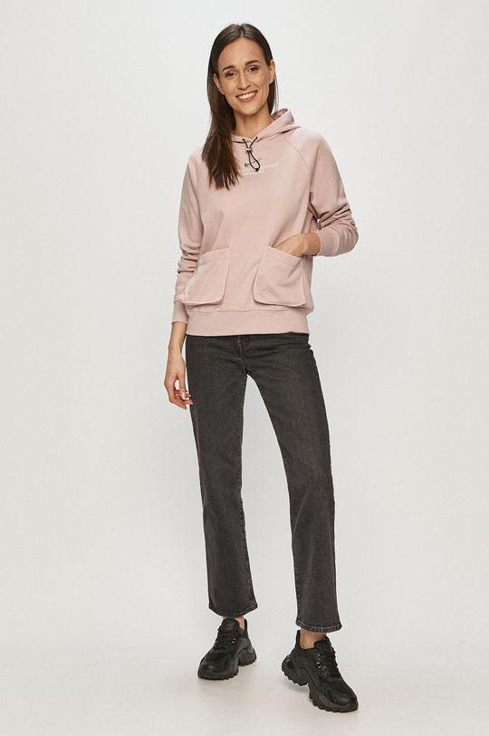 Nike Sportswear - Mikina ružová