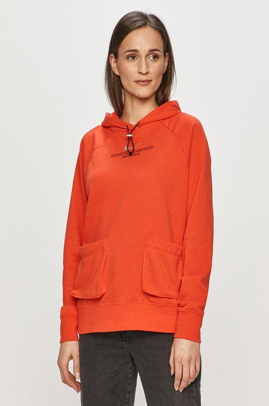 rosu Nike Sportswear - Bluza De femei