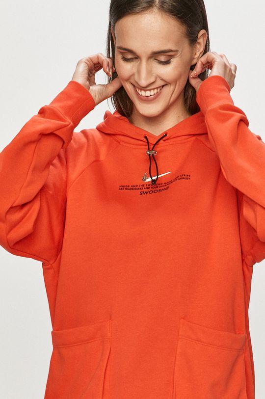 rosu Nike Sportswear - Bluza