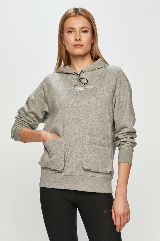 sivá Nike Sportswear - Mikina