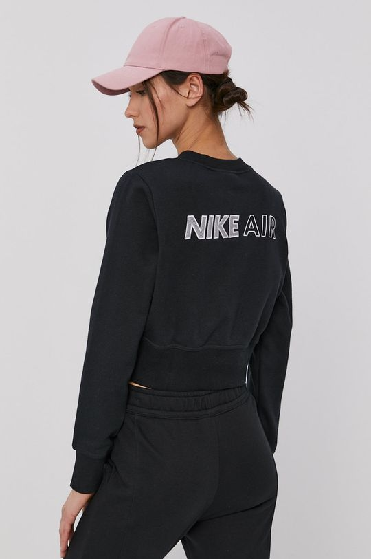 czarny Nike Sportswear - Bluza Damski