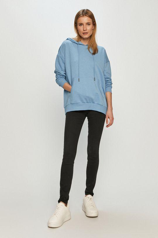 Only - Bluza jasny niebieski