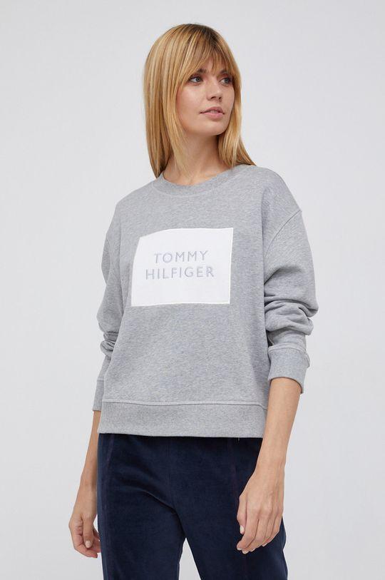 gri deschis Tommy Hilfiger - Bluza De femei