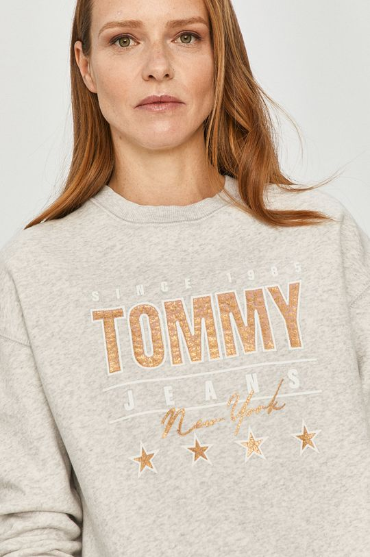 sivá Tommy Jeans - Mikina
