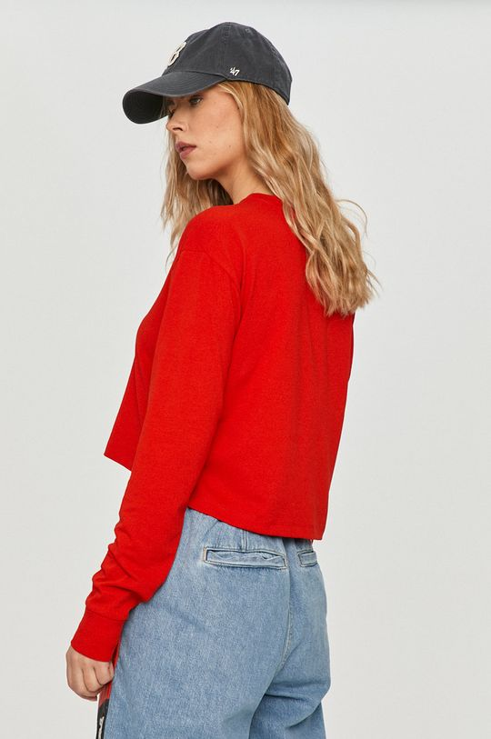 Tommy Jeans - Longsleeve  50% Bumbac organic, 50% Poliester