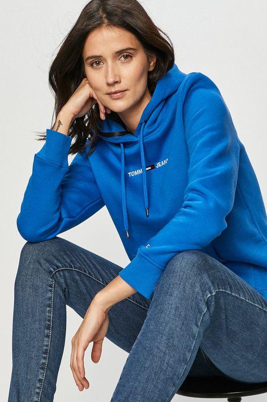 niebieski Tommy Jeans - Bluza Damski