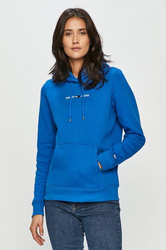 niebieski Tommy Jeans - Bluza