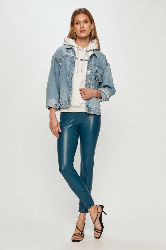 Tommy Jeans - Bluza gri