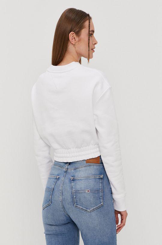 Tommy Jeans - Bavlnená mikina  100% Bavlna