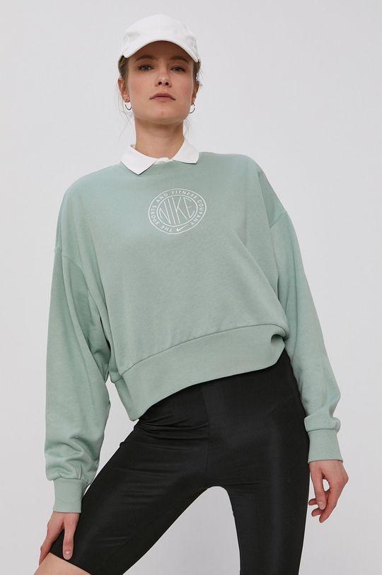 jasny zielony Nike Sportswear - Bluza Damski