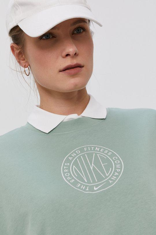 jasny zielony Nike Sportswear - Bluza