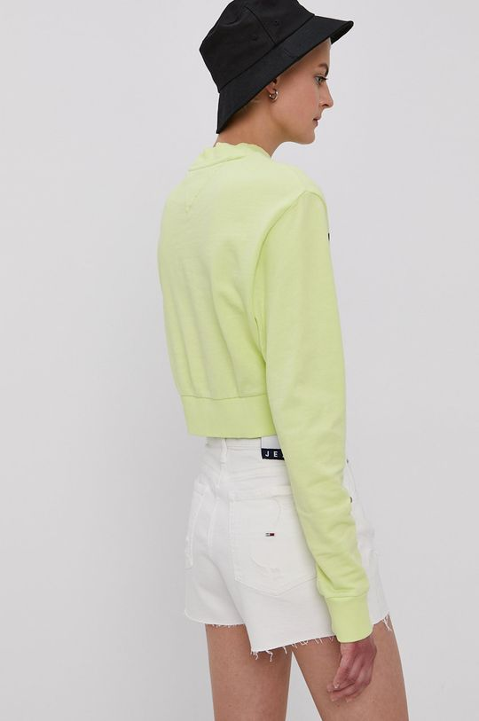 Tommy Jeans - Bluza bawełniana Materiał zasadniczy: 100 % Bawełna, Ściągacz: 3 % Elastan, 97 % Bawełna