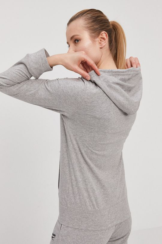 Reebok - Bluza bawełniana 100 % Bawełna