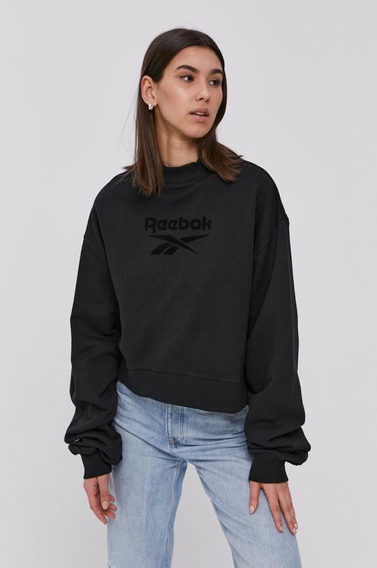Reebok Classic - Bluza czarny