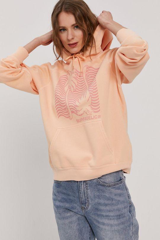 brzoskwiniowy Billabong - Bluza