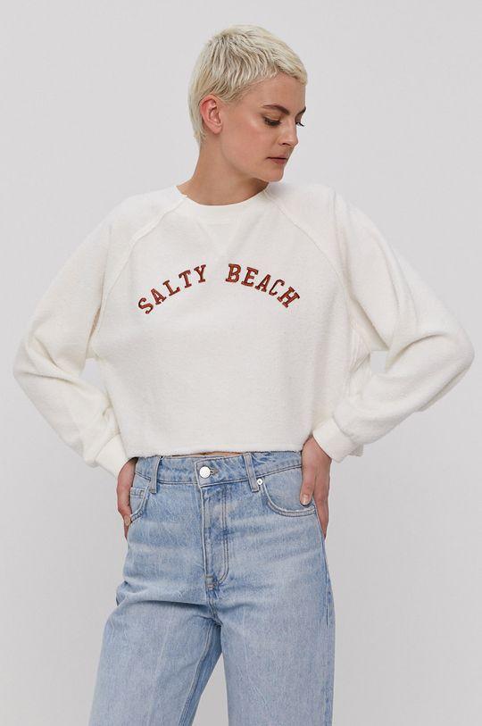 biały Billabong - Bluza Damski