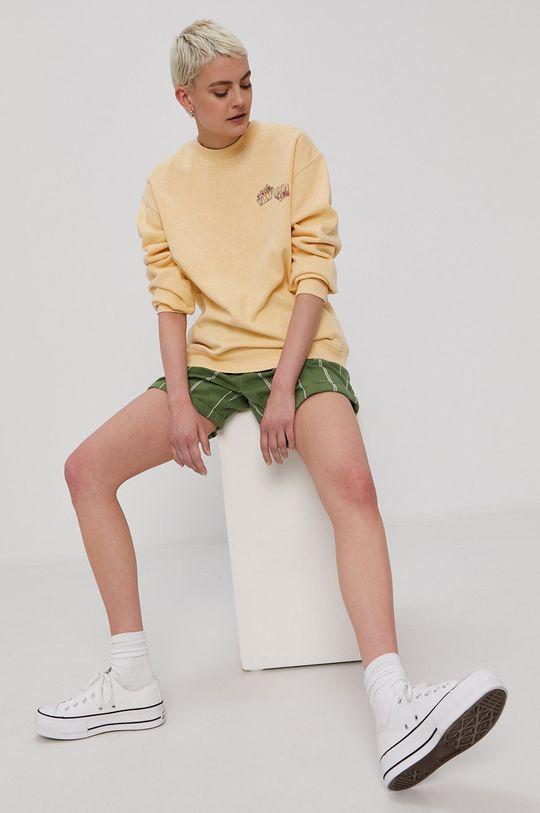 Billabong - Bluza x The Salty Blondie jasny żółty