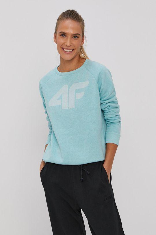 4F - Bluza miętowy