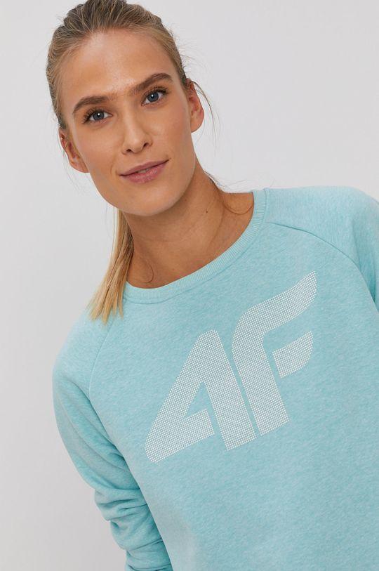 miętowy 4F - Bluza