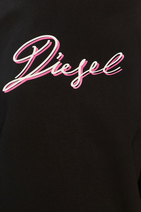 Diesel - Bluza bawełniana Damski