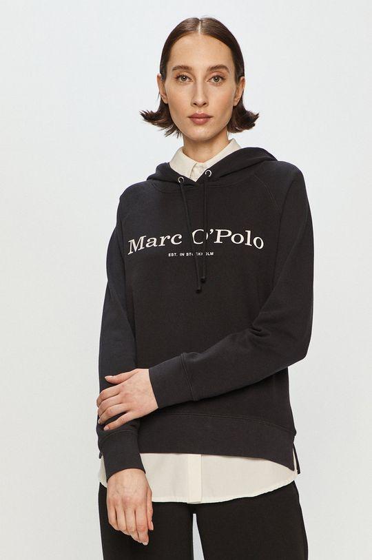 černá Marc O'Polo - Bavlněná mikina Dámský