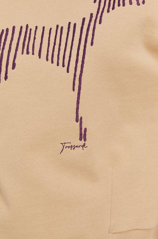 Trussardi - Bluza bawełniana Damski