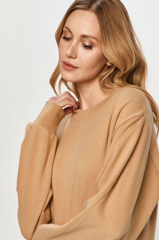beżowy GAP - Bluza