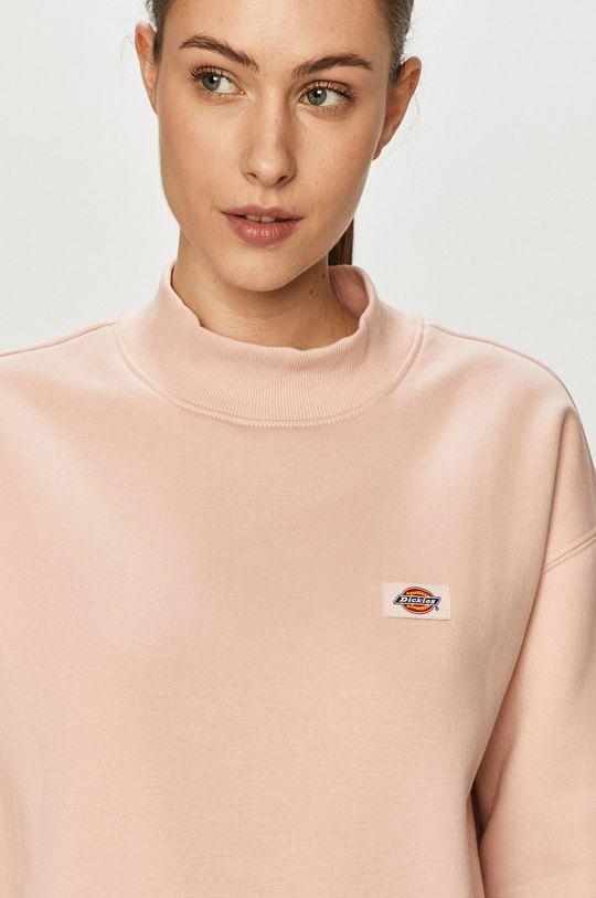 pastelowy różowy Dickies - Bluza Damski