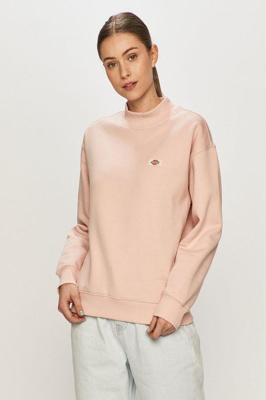 pastelowy różowy Dickies - Bluza