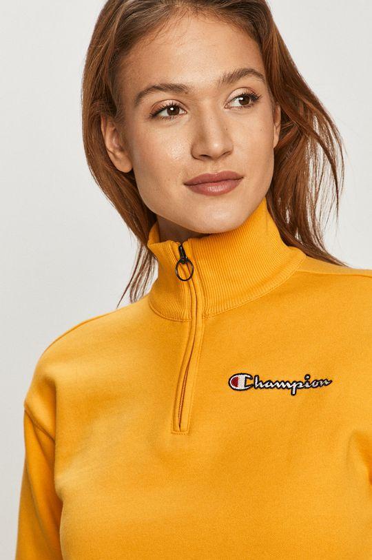 žltá Champion - Bavlnená blúzka