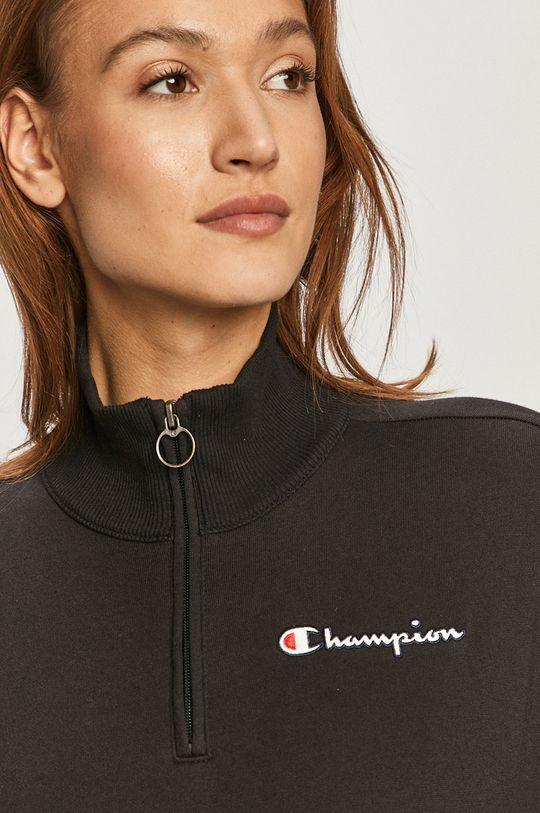 czarny Champion - Bluzka bawełniana