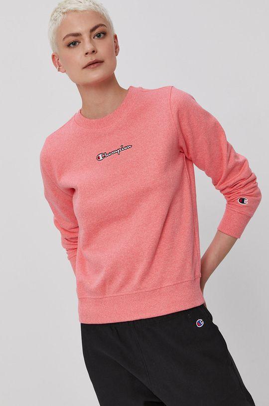różowy Champion - Bluza bawełniana Damski