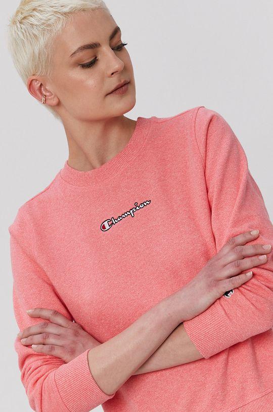 różowy Champion - Bluza bawełniana