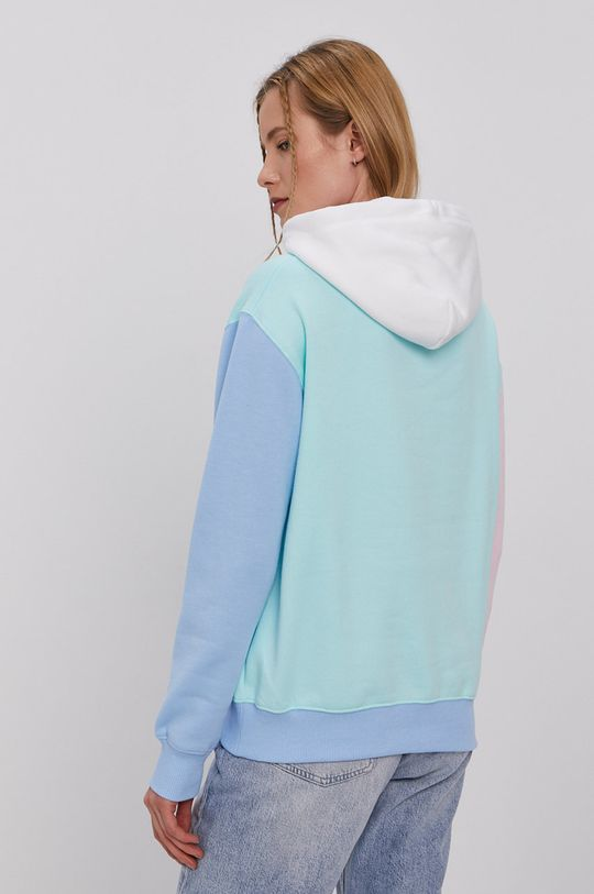 Tommy Jeans - Bluza 50 % Poliester, 50 % Bawełna organiczna