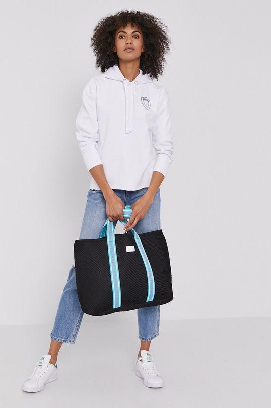 Blauer - Bluza biały