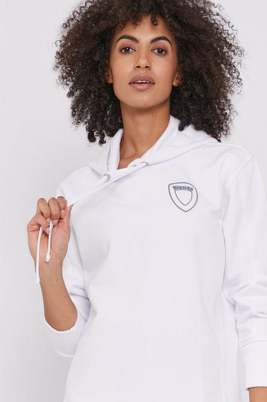 biały Blauer - Bluza