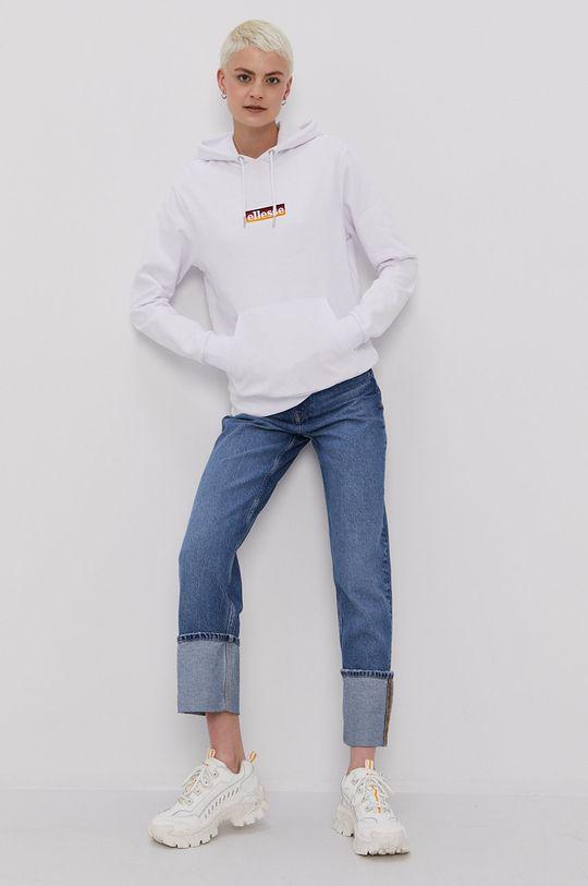 Ellesse - Bluza biały