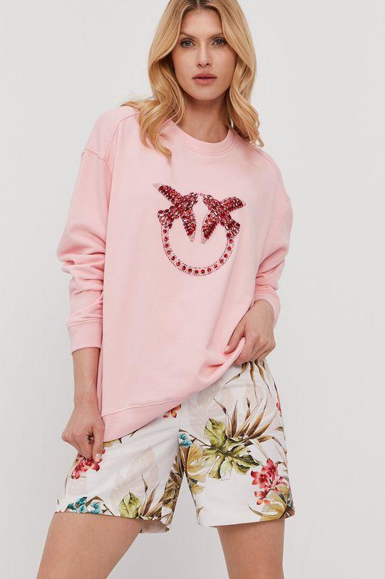 Pinko - Mikina ružová