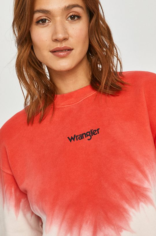 Wrangler - Bluza bawełniana Damski