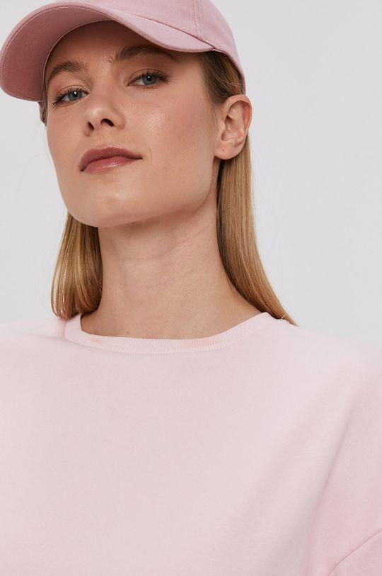 różowy Brave Soul - Bluza