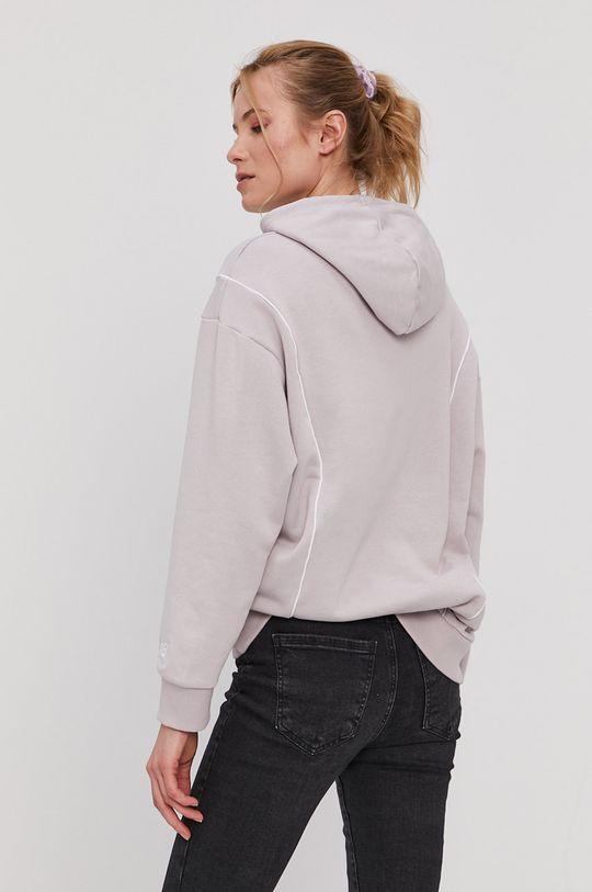 New Balance - Mikina  Hlavní materiál: 64% Bavlna, 36% Polyester Podšívka kapuce: 100% Bavlna Stahovák: 96% Bavlna, 4% Elastan