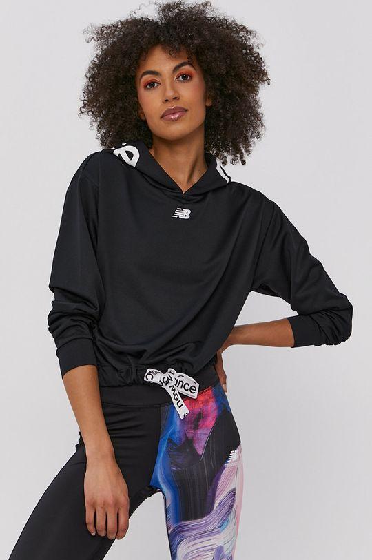 negru New Balance - Bluza De femei
